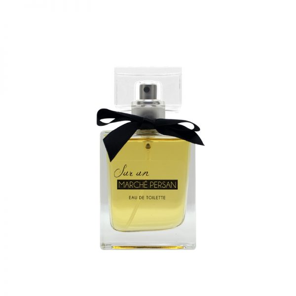 Parfum de peau - Sur un Marché Persan